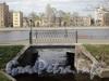 20-й Каменноостровский мост. Общий вид. Фото май 2011 г.