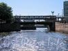 Корабельный мост через Мойку. Фото июнь 2011 г.