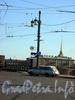 Фонарь Дворцового моста