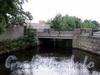 1-й мост Круштейна через Адмиралтейский канал. Фото август 2011 г.