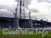 Кантемировский мост. Вид с Выборгской набережной. Фото июль 2004 г.