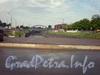 Ремонт Американских мостов летом 2008 г. Вид от Атаманского моста.