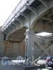Мост Витебской железной дороги в районе Боровой улицы. Фото 2008 г.