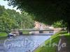 2-й Садовый мост через Мойку. Фото июль 2004 г.