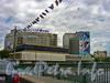 Вид на гостиницу Санк-Петербург