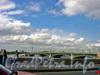 Троицкий мост. Вид от Дворцовой набережной. Фото июль 2004 г.