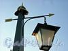 Торшер с фонарем Иоанновского моста.