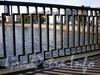 Фрагмент ограды Храповицкого моста. Фото сентябрь 2009 г.