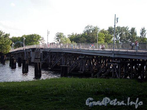 2-й Елагин  мост ⇒ Санкт-Петербург