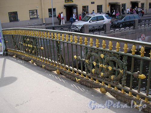 Ограда Большого Конюшенного моста