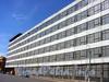 Петроградская наб., д. 34. Производственное здание до перестройки. Фото июнь 2004 г.