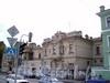 Петроградская наб., д. 8 (левый и средний корпус). Общий вид с Сампсониевского моста. Фото сентябрь 2004 г.