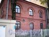 Петроградская наб., д. 6. Здание комплекса Фильтроозонной станции. Фото сентябрь 2004 г.