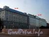Дома 16 и 18 по Петроградской набережной. Фото июль 2004 г.