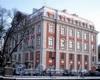 Наб. канала Грибоедова, д. 2. Здание Школы народного искусства. Общий вид здания. Фото декабрь 2009 г.