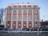 Наб. канала Грибоедова, д. 2. Здание Школы народного искусства. Вид с торца. Фото декабрь 2009 г.