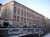 Наб. канала Грибоедова, д. 5. Служебный корпус Придворно-конюшенного ведомства. Общий вид здания. Фото декабрь 2009 г.