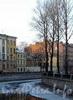 Наб. канала Грибоедова, д. 51. Здание Пробирной палаты и Пробирного училища. Вид на здание от Демидова моста. Фото 2004 г.