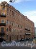 Наб. канала Грибоедова, д. 69 / Столярный пер., д. 18. Доходный дом И.С.Никитина. Фасад здания по набережной. Фото август 2009 г.