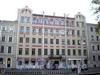 Наб. канала Грибоедова, д. 72. Бывший доходный дом. Фасад здания. Фото август 2009 г.