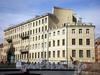 Наб. канала Грибоедова, д. 104 / пр. Римского-Корсакова, д. 25. Доходный дом И. Вальха. Общий вид здания. Фото август 2009 г.