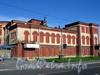Пироговская наб., д. 19. Особняк и контора Э. Нобеля. Общий вид здания. Фото июль 2009 г.