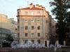 Наб. канала Грибоедова, д. 154 / Английский пр., д. 35. Вид на здание с набережной. Фото август 2009 г.