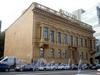 Петроградская наб., д. 32. Особняк К.К. Шредера. Общий вид здания. Фото август 2009 г.