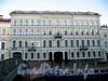 Наб. реки Мойки, д. 22. Отель «Moika 22 Kempinsky». Фото октябрь 2009 г.