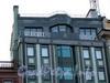 Наб. реки Мойки, д. 49.жилой дом. Фрагмент фасада здания. Фото октябрь 2009 г.