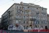 Наб. реки Мойки, д. 71 / Гороховая ул., д. 16. Доходный дом К. Б. Корпуса. Общий вид здания. Фото октябрь 2009 г.