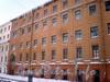 Наб. реки Мойки, д. 98 / ул. Глинки, д. 2. Фрагмент фасада по набережной. Фото январь 2010 г.