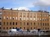 Наб. реки Фонтанки, д. 32 (правая часть). Доходный дом Г.Г. Кушелева-Безбородко (В.А. Дембицкого). Фасад здания. Фото август 2009 г.