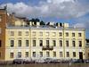 Наб. реки Фонтанки, д. 34. Шереметевский дворец («Фонтанный дом»). Левый флигель по набережной. Фото август 2009 г.