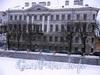 Наб. реки Фонтанки, д. 35. Фасад здания. Фото 2004 г.