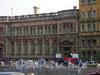 Наб. реки Фонтанки, д. 78. Здание городской сберегательной кассы. Фрагмент фасада здания. Фото 2004 г.