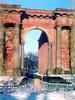 Наб. Адмиралтейского канала, д. 2. Комплекс «Новая Голландия». Арка со стороны реки Мойки. Фото 2004 г. (из книги «Старая Коломна»)