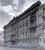 Наб. Кутузова, д. 18. Особняк А. Задлера (Доходный дом Д. Д. Орлова-Давыдова). Общий вид здания. Фото 2001 г. (из книги «Историческая застройка Санкт-Петербурга»)