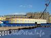 Наб. реки Мойки, д. 3. Реконструкция Круглого рынка. Фото март 2010 г.