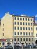 Наб. реки Мойки, д. 7. Доходный дом Н. Б. Глинки-Маврина. Общий вид корпуса по набережной. Фото март 2010 г.