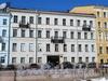 Наб. реки Мойки, д. 13. Фасад здания. Фото март 2010 г.