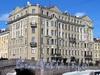 Наб. реки Мойки, д. 31. Общий вид здания. Фото март 2010 г.