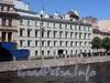 Наб. реки Мойки, д. 97. Фасад здания. Фото июнь 2010 г.