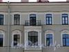 Наб. реки Мойки, д. 84. Доходный дом Касаткина-Ростовского. Фрагмент фасада. Фото июнь 2010 г.