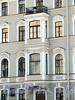 Наб. реки Мойки, д. 84. Доходный дом Касаткина-Ростовского. Эркер. Фото июнь 2010 г.