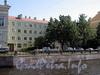 Наб. реки Мойки, д. 92. Общий вид. Фото июнь 2010 г.