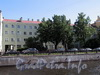 Наб. реки Мойки, д. 92. Фасад здания. Фото июнь 2010 г.