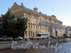 Наб. реки Мойки, д. 94. Юсуповский дворец. Общий вид. Фото июнь 2010 г.