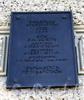 Английская наб., д. 30. Особняк Э. М. Мейера. Охранная доска. Фото июнь 2010 г.