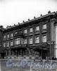 Английская наб., д. 30. Фасад дома Э.М. Мейера. Фото начало 1900-х гг. (из архива ЦГАКФФД)